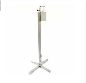Foot Pedal Hand Sanitizer Dispenser with Floor Stand Fyp-0010