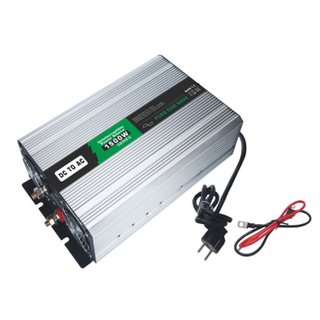 Pure Sine Wave Inverter with Charger (T107-0032)