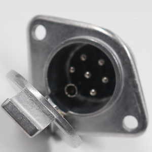 Super Quality Truck Connector 7 Pin Socket S Type