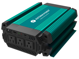 Int Serirs Modified Sine Wave Inverter (INT-1000)