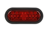 "LED 6"" Oval Turn Signal Light"